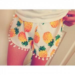 Pineapple Short PT